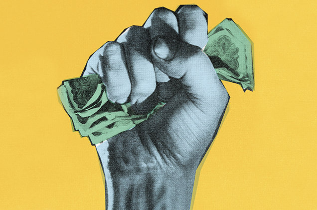 money-protest-power-fist-biz-2015-billboard-650